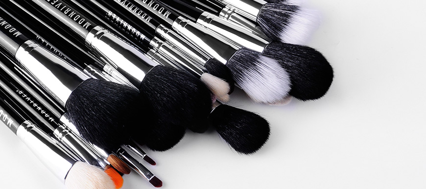 29 Piece Professional Makeup Brushes Kit